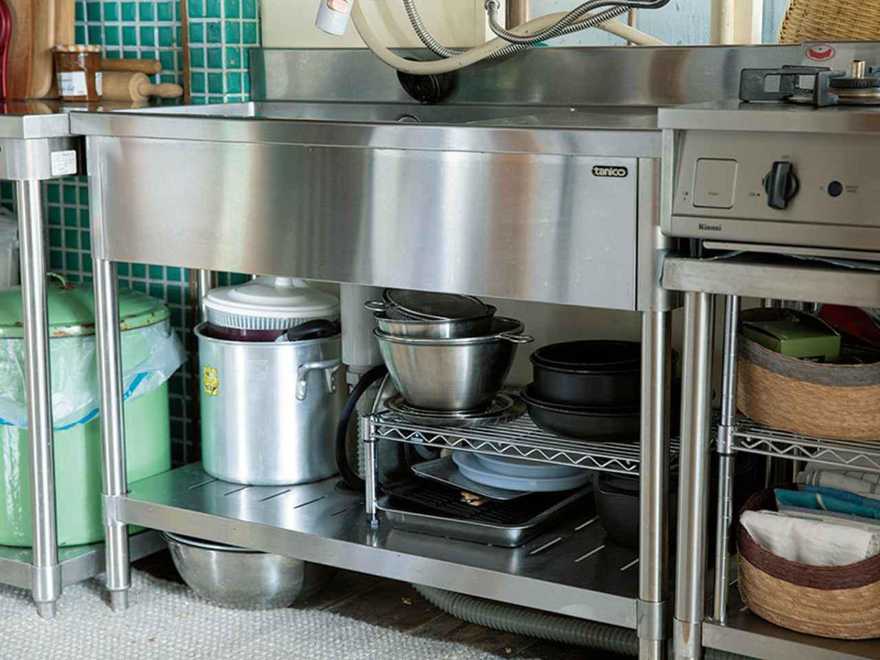 画像: タサン志麻さんに聞く、台所の「収納ルール」