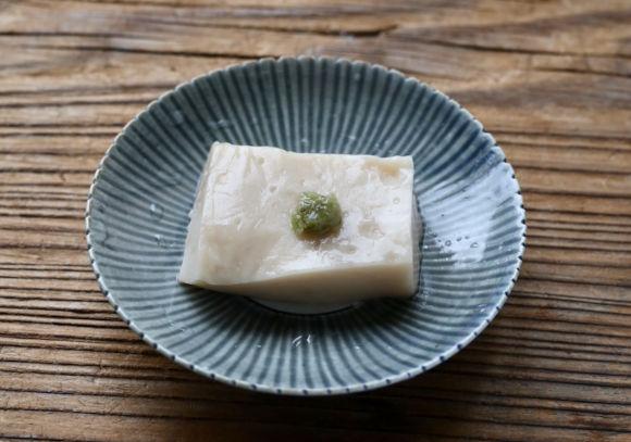 画像: 7月のアラカルトレッスンの、胡麻豆腐