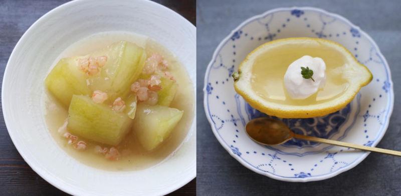 画像: 旬の食材の色、食感、香り……すべてを大切に料理する