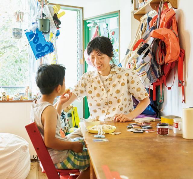 画像: 支え合い、認め合う大切なつながり 多様な家族の形