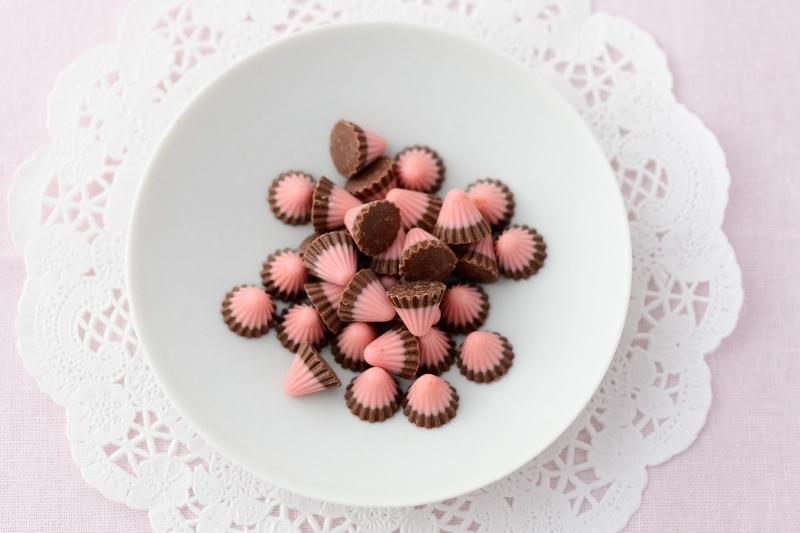 画像: いちごとミルクチョコが合わさった衝撃。