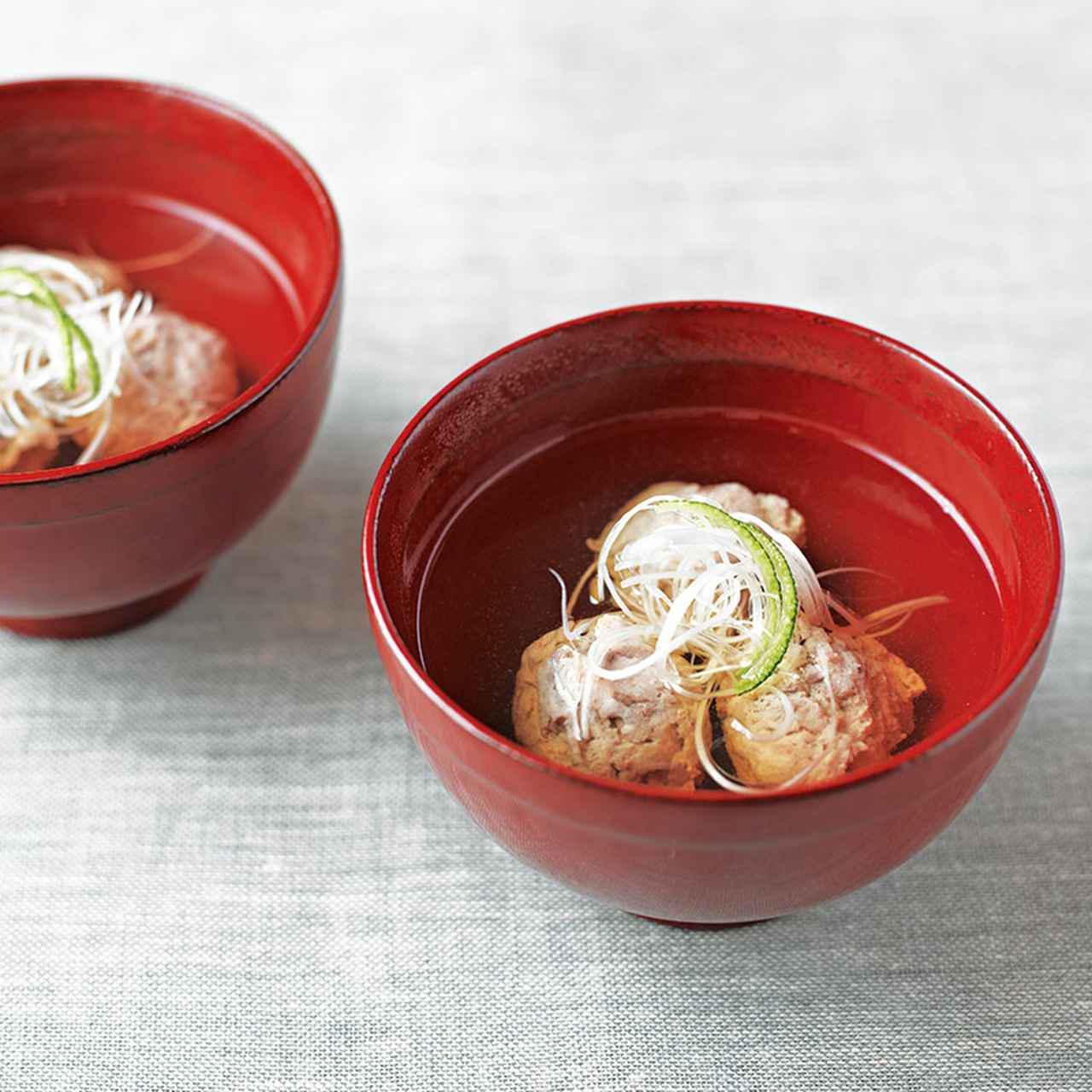 画像: 「いわしのつみれ汁」のつくり方|季節の魚料理「いわし」