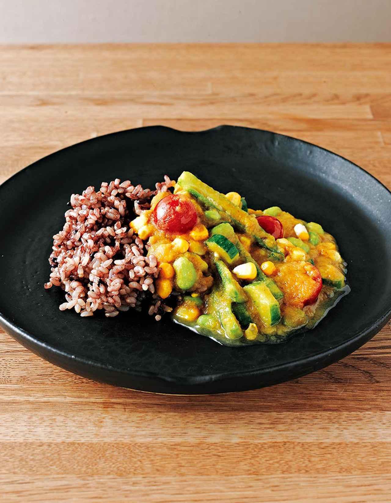 画像: 夏野菜カレーのつくり方|私のカレー/結ふ食楽屋・高橋 林さん