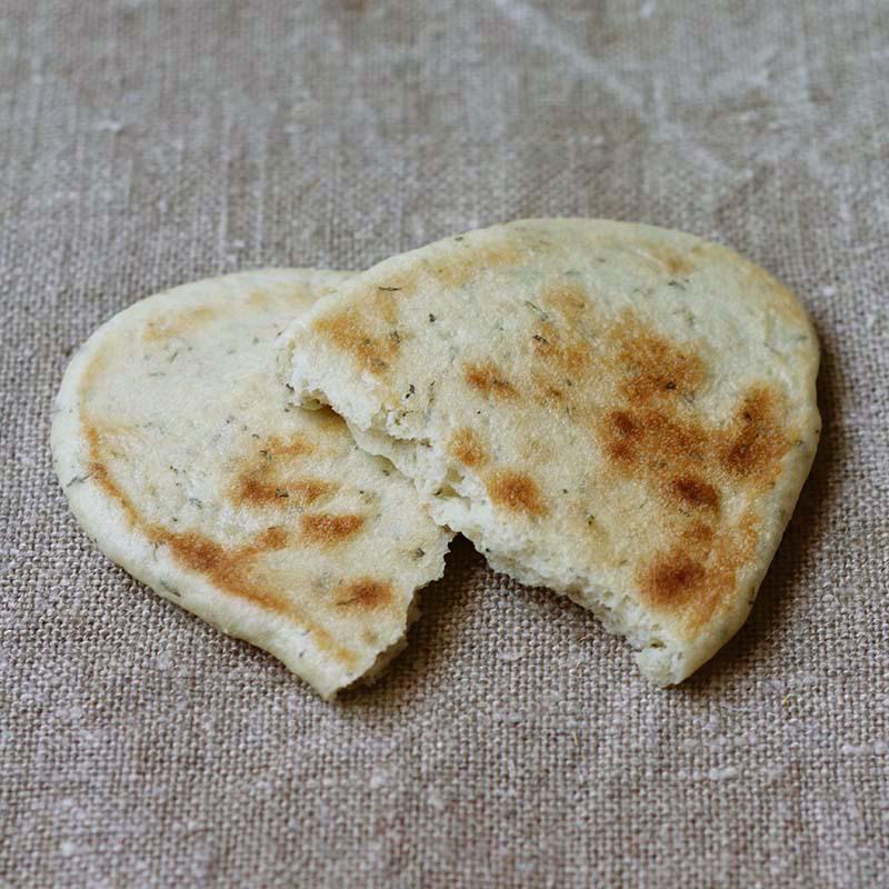 画像1: フライパンでハーブパン