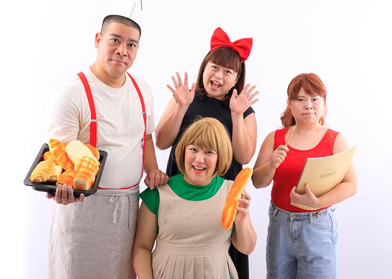 画像3: 「へそ祭り」とコスプレでお腹を出さないマタニティー撮影