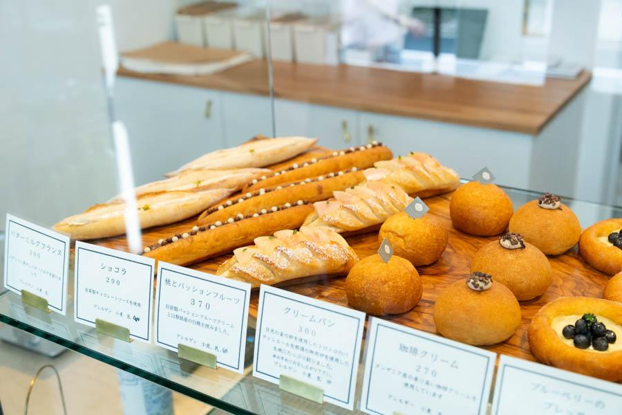 画像: まるでケーキのような、美しいパン!