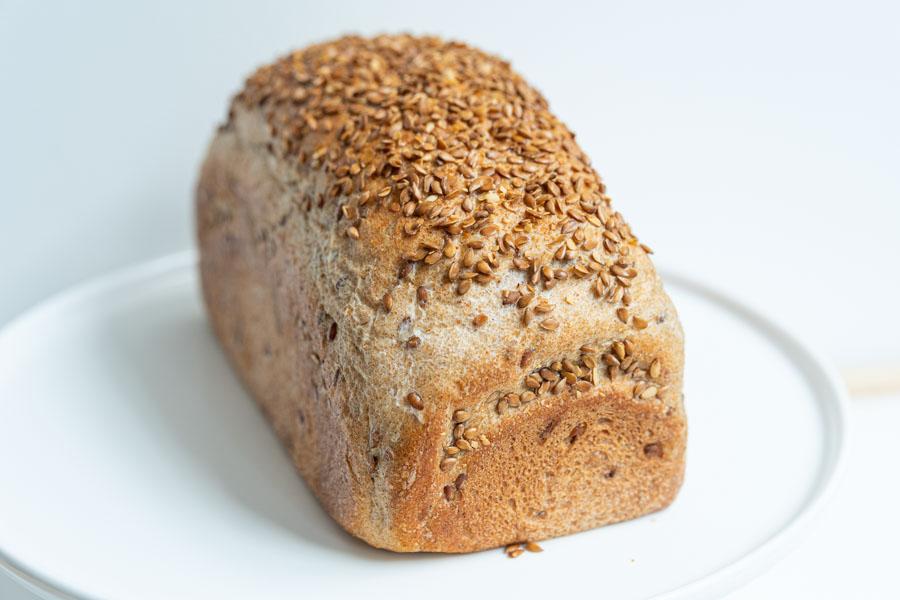 画像: トーストはもちろん、サンドイッチにもぴったり。甘いジャムやハチミツとの相性も抜群です