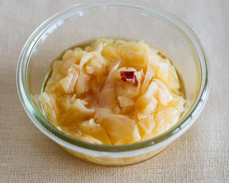 画像: 新生姜の甘酢漬けのつくり方