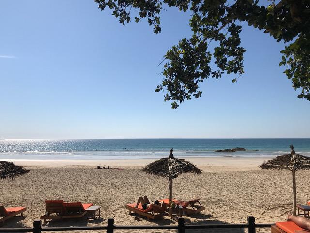画像: 家族で何度も訪れたイガパリの美しいビーチ