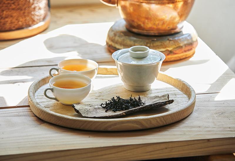 画像: お茶時間を彩るお気に入り 私のお茶セット