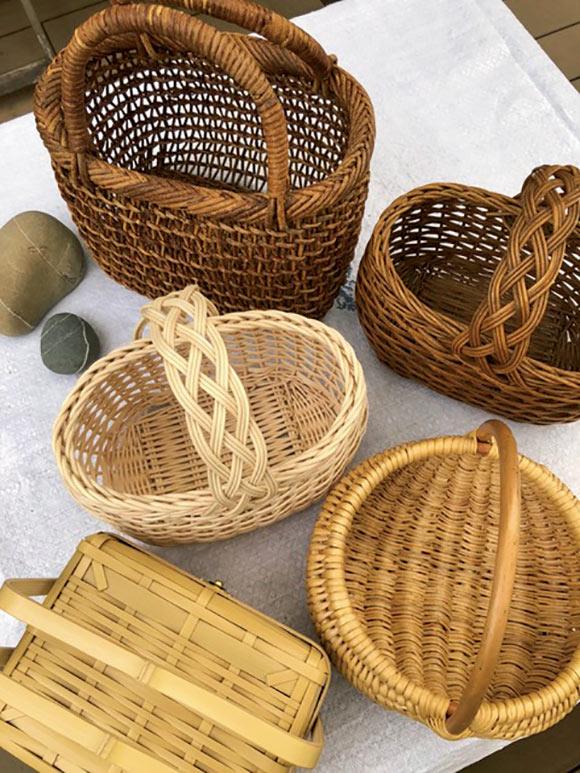 画像: 【東京】gallery KEIAN/【熊本】gran mocco 「ちいさな私×ちいさな籠 my first basket」東京と熊本で連動企画展