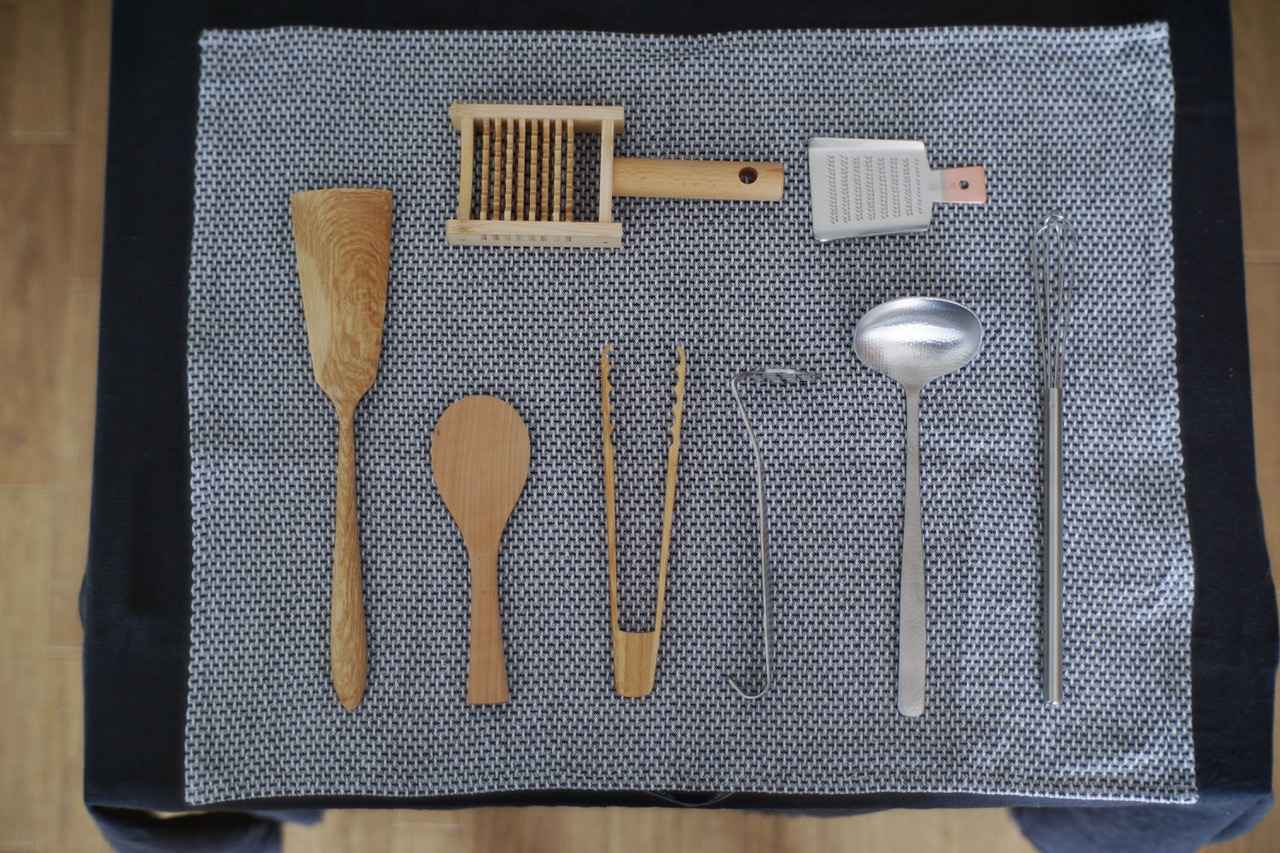 画像1: 暮らしの見直しは、料理道具から