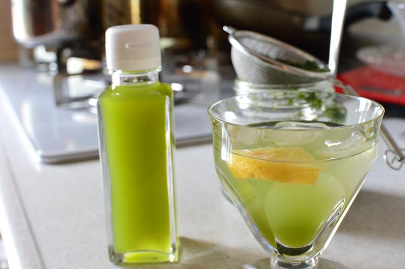 画像1: ミントシロップのおすすめの飲み方