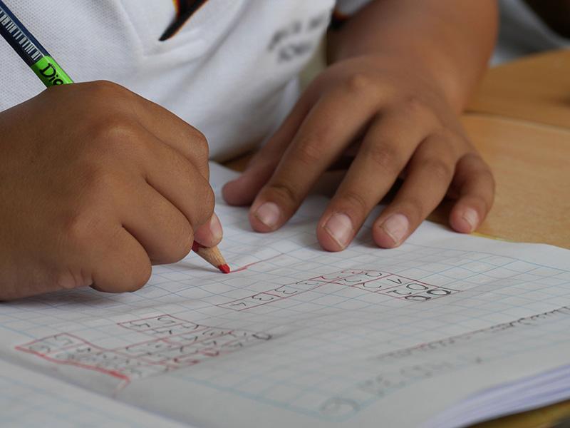 画像: 図形や漢字が苦手な子は、視覚認知のトレーニングを
