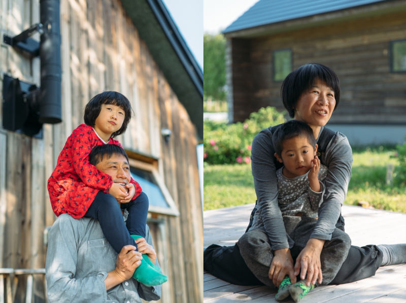 画像: 学校・園から帰ってきた子どもたちは、さっそく大好きなパパとママの元へ