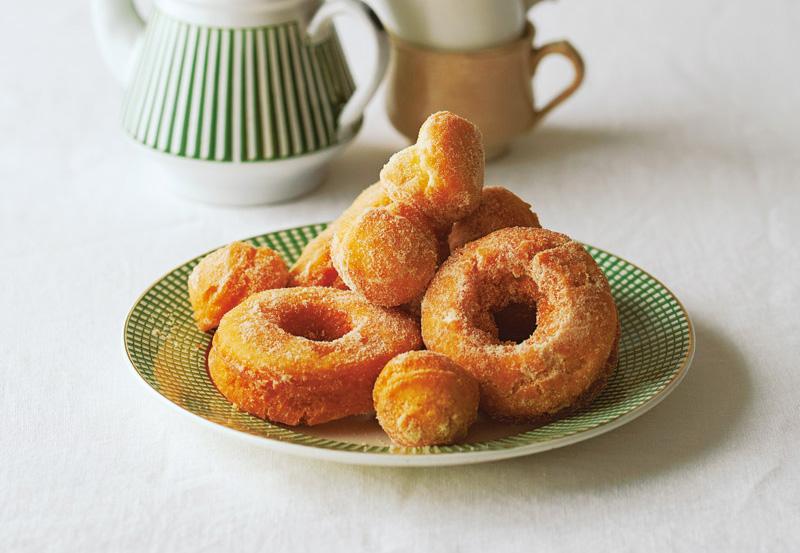 画像: ドーナツのつくり方