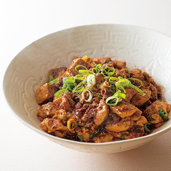 画像: 麻婆豆腐のつくり方