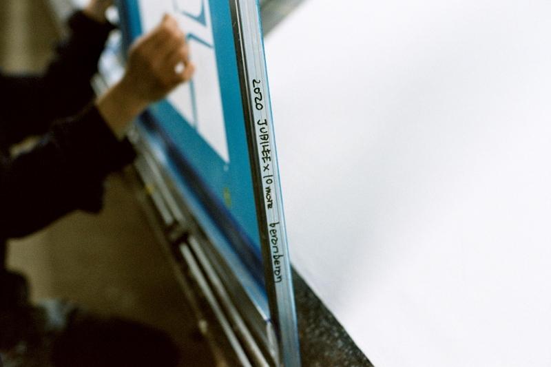 画像1: 靴下ブランド「+10・テンモア」が台湾をご案内! テンモア旅行社 vol.16 特別編:東京・八王子の染色工場