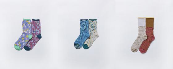 画像3: 靴下ブランド「+10・テンモア」が台湾をご案内! テンモア旅行社 vol.16 特別編:東京・八王子の染色工場
