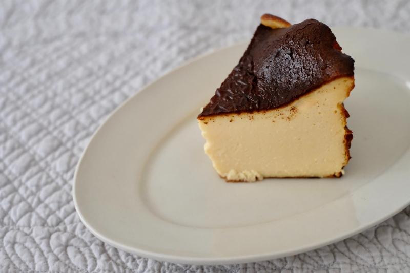 画像: 「バスクチーズケーキ」のつくり方