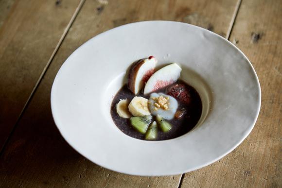 画像: 黒麹フルーツポンチのつくり方