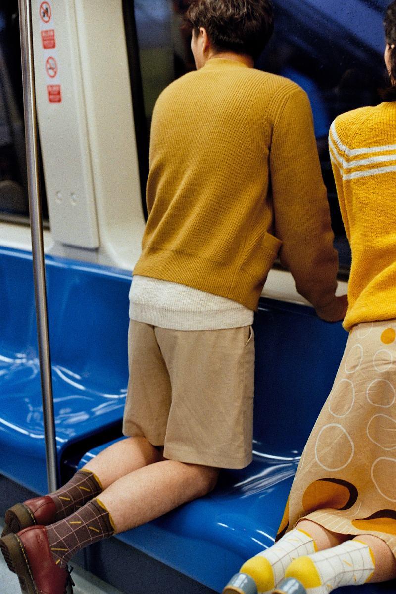 画像: 台北メトロの多くが地下だけを走るのに対し、地上を通っているので外の景色が見渡せること、全行程で車内に運転士や車掌がいない無人自動運転を採用しているという特徴がある
