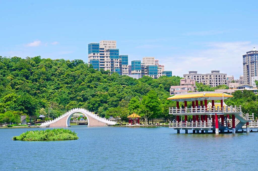 画像: 大湖公園