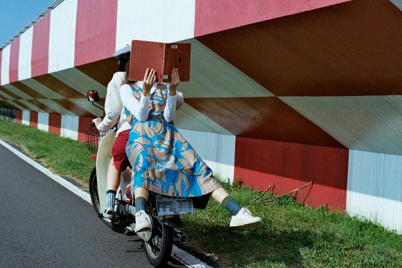 画像3: 松山空港駅近くの撮影スポット「觀山河濱公園」