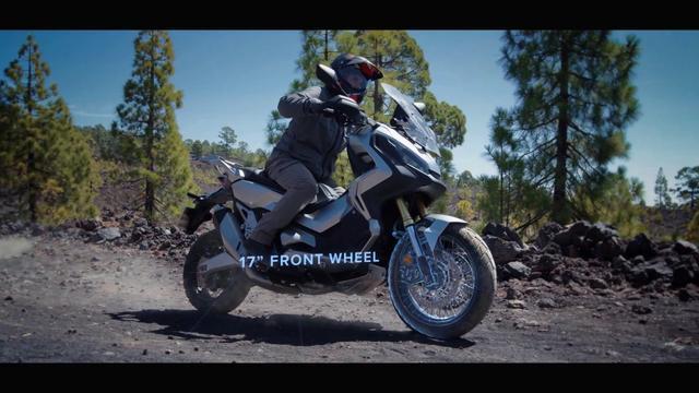 画像: 2018 Honda X-ADV model features www.youtube.com