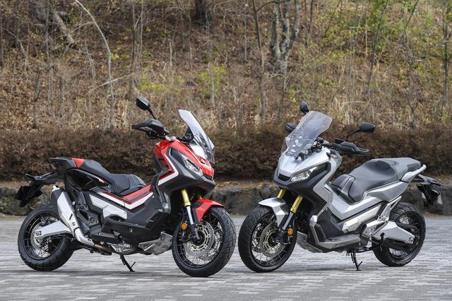 画像: ホンダ独自のオートマチック機構DCTを搭載したシティコミューターでもあり、冒険バイクでもあるバイク。グリップヒーター・ABS・ETCは標準装備。120万9600円~。 www.honda.co.jp
