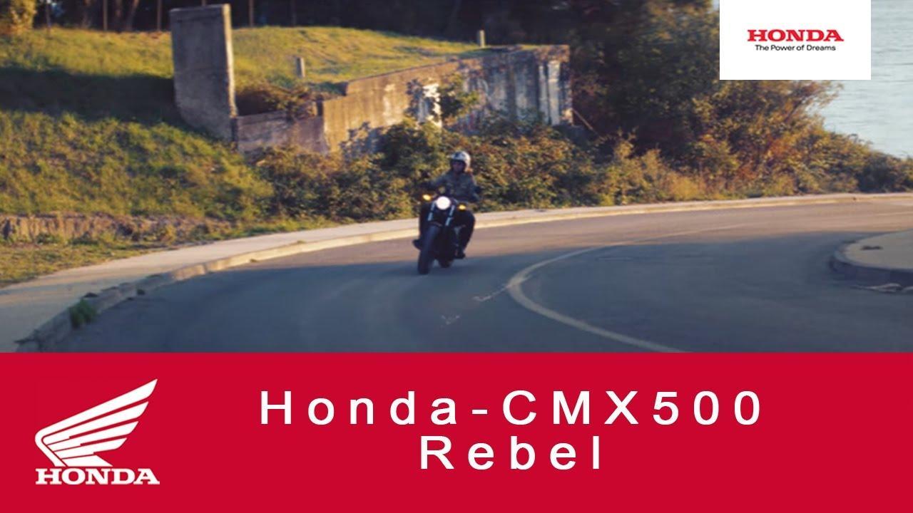 画像: Rebel CMX500 - Express yourself www.youtube.com