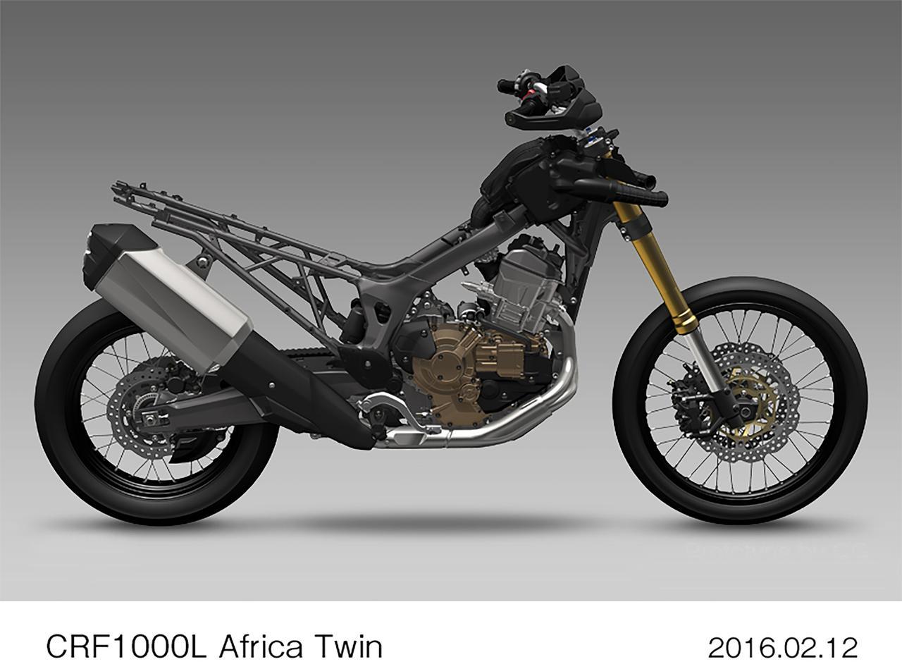 画像3: アフリカツインの真価はオフロード性能だけじゃないぞ!