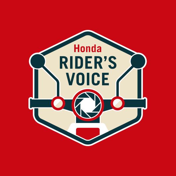 画像: Honda   Rider's Voice