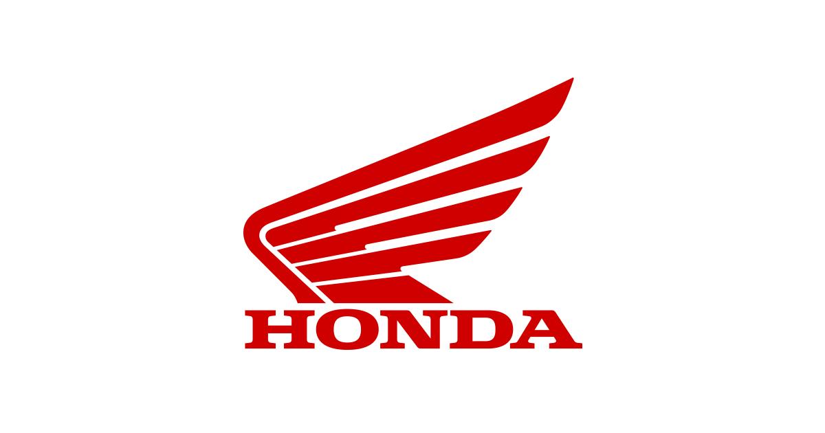 """画像: ホンダのウィングマーク。昔のバイクについているエンブレムだと、さらに""""羽""""感ありました。 www.honda.co.jp"""