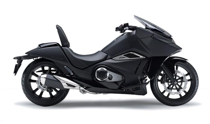 画像: Honda NM4 マットバリスティックブラックメタリック メーカー希望価格:102,0600〜(消費税込み) www.honda.co.jp