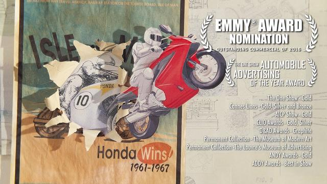 "画像: Honda ""Paper"" by PES 