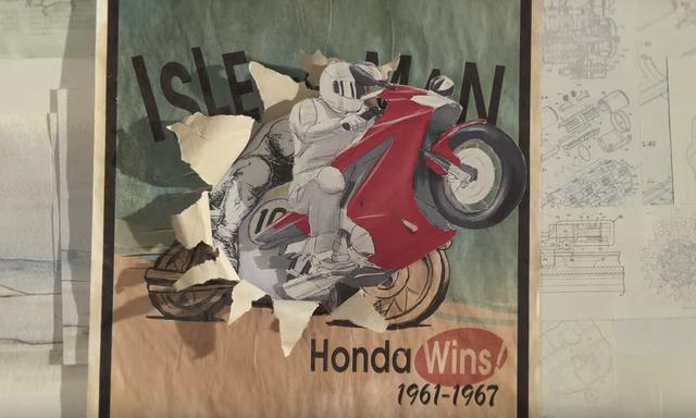 画像: 有名レースのマン島TT!ホンダは1961年に1位~5位独占という偉業を達成しています