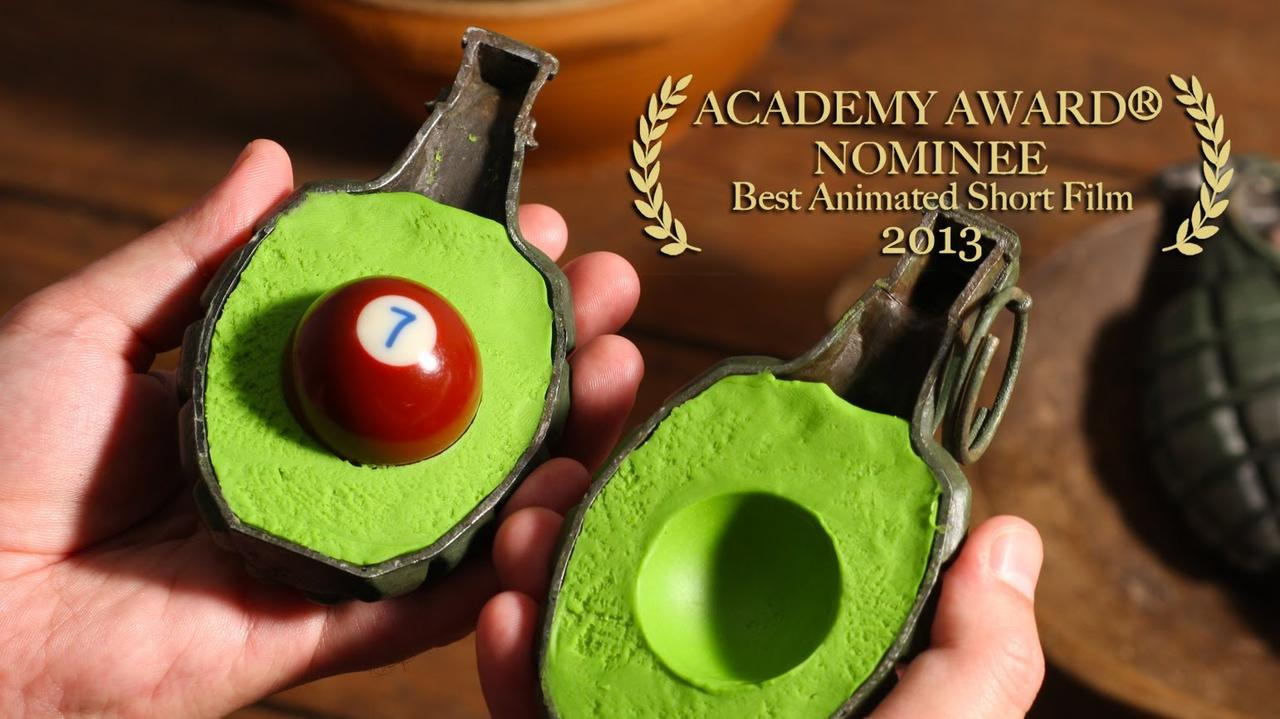 画像: Fresh Guacamole by PES | Oscar Nominated Short youtu.be