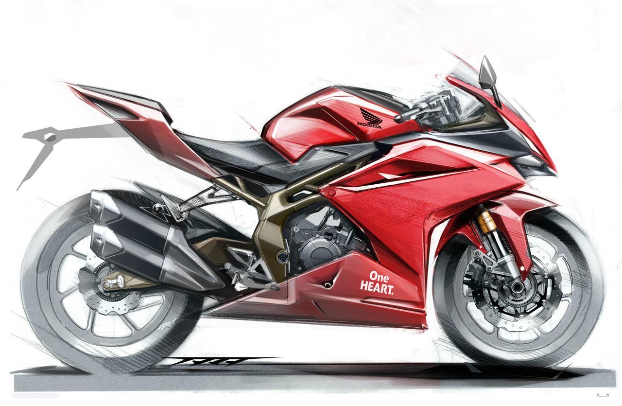 画像2: ホンダのバイク、全部乗ってみたい!
