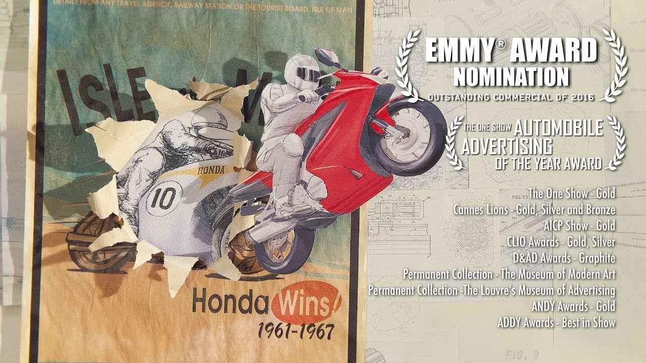 画像: 神クオリティのパラパラまんが動画で知る、Hondaのすべてとは? - A Little Honda