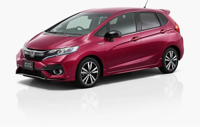 画像: Honda fit カラーバリエーションが12色と豊富。立体的なフォルムに生まれ変わりました。 www.honda.co.jp