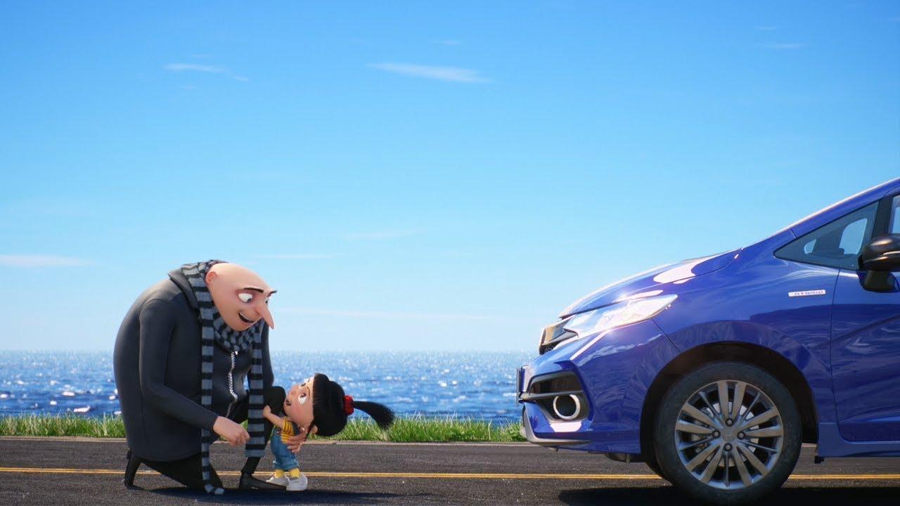 画像: 安全「怪盗グルーのミニオン安全運転」篇 30秒 youtu.be