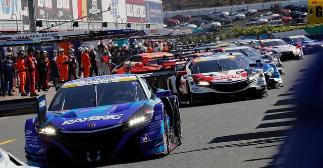 画像: SUPER GT|Honda