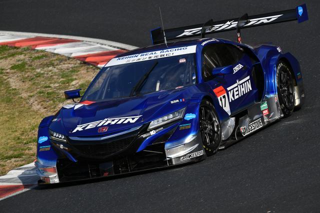 画像: #17 KEIHIN REAL RACING 「KEIHIN NSX-GT」 Driver:塚越広大/小暮卓史