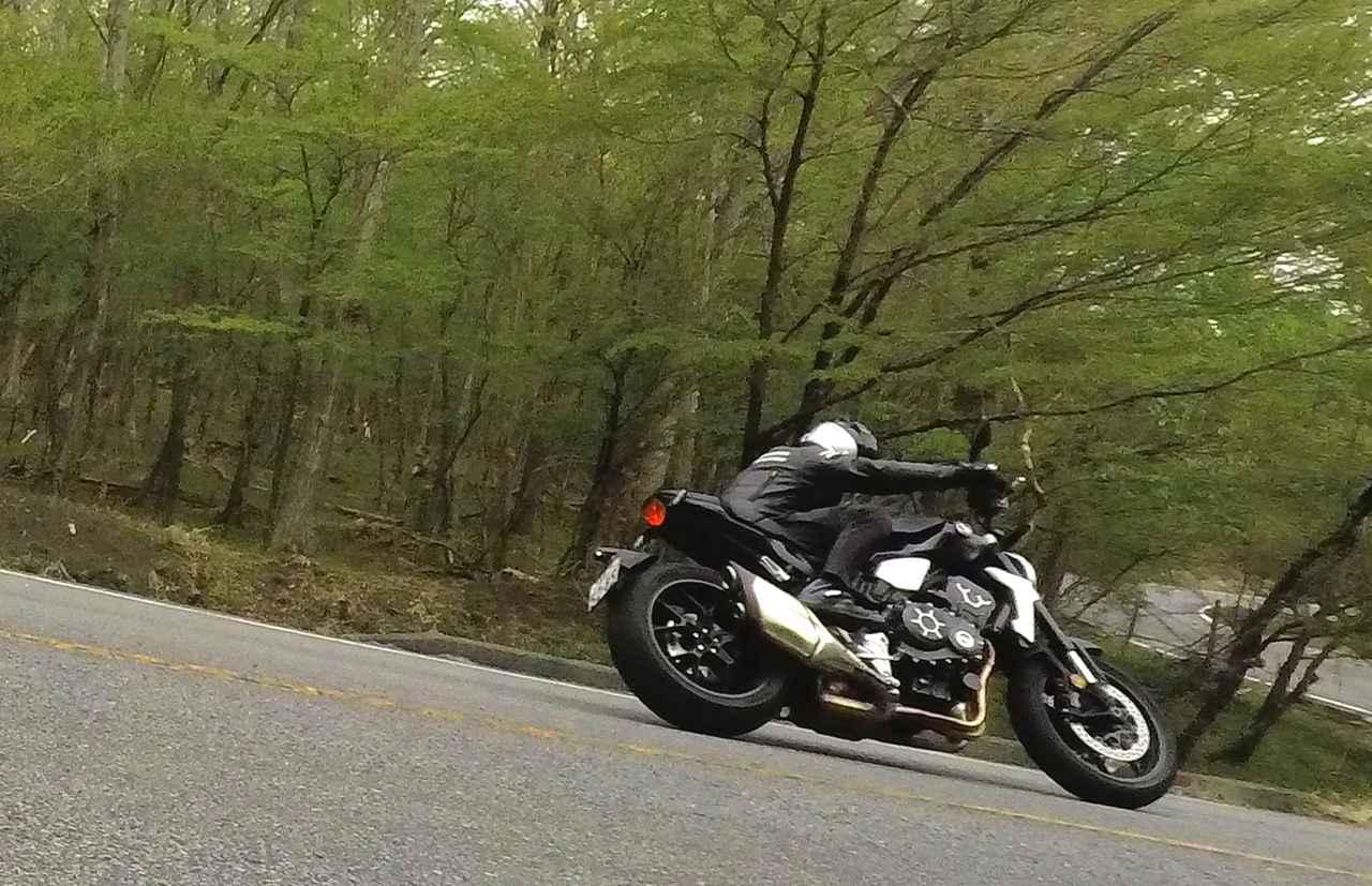 画像4: MAX145馬力を恐れないための……