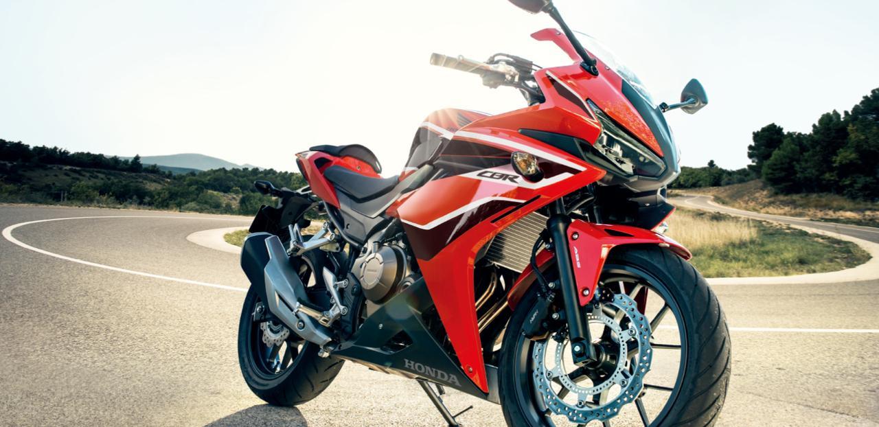 中型 バイク