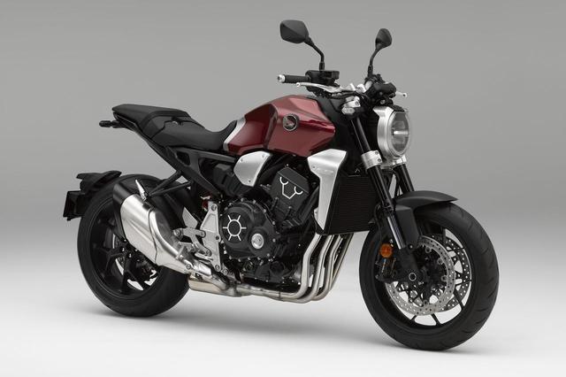 画像: CB1000R(2018) 新世代CBのフラッグシップとしてスポーツバイクの普遍的な魅力である操る楽しさ、上質な走りを実現する。公道を最大限に楽しむスポーツバイクのあるべき姿を純粋に追求している。