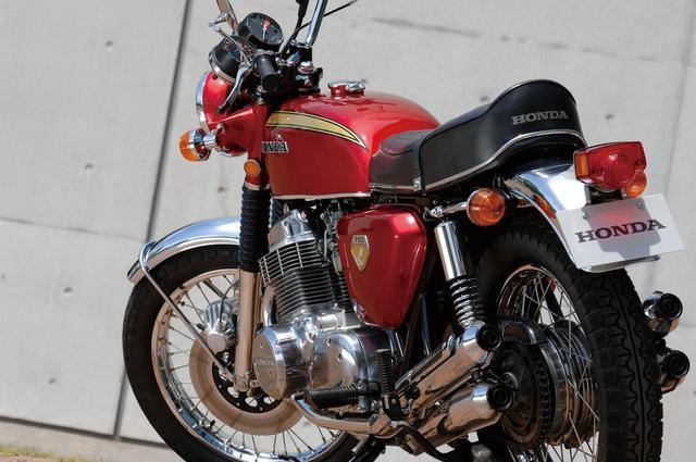 """画像: CBの名を世に定着させた、元祖ナナハン「CB750FOUR」! 【覚えておこう!""""CB""""栄光の歴史vol.3】 - A Little Honda"""