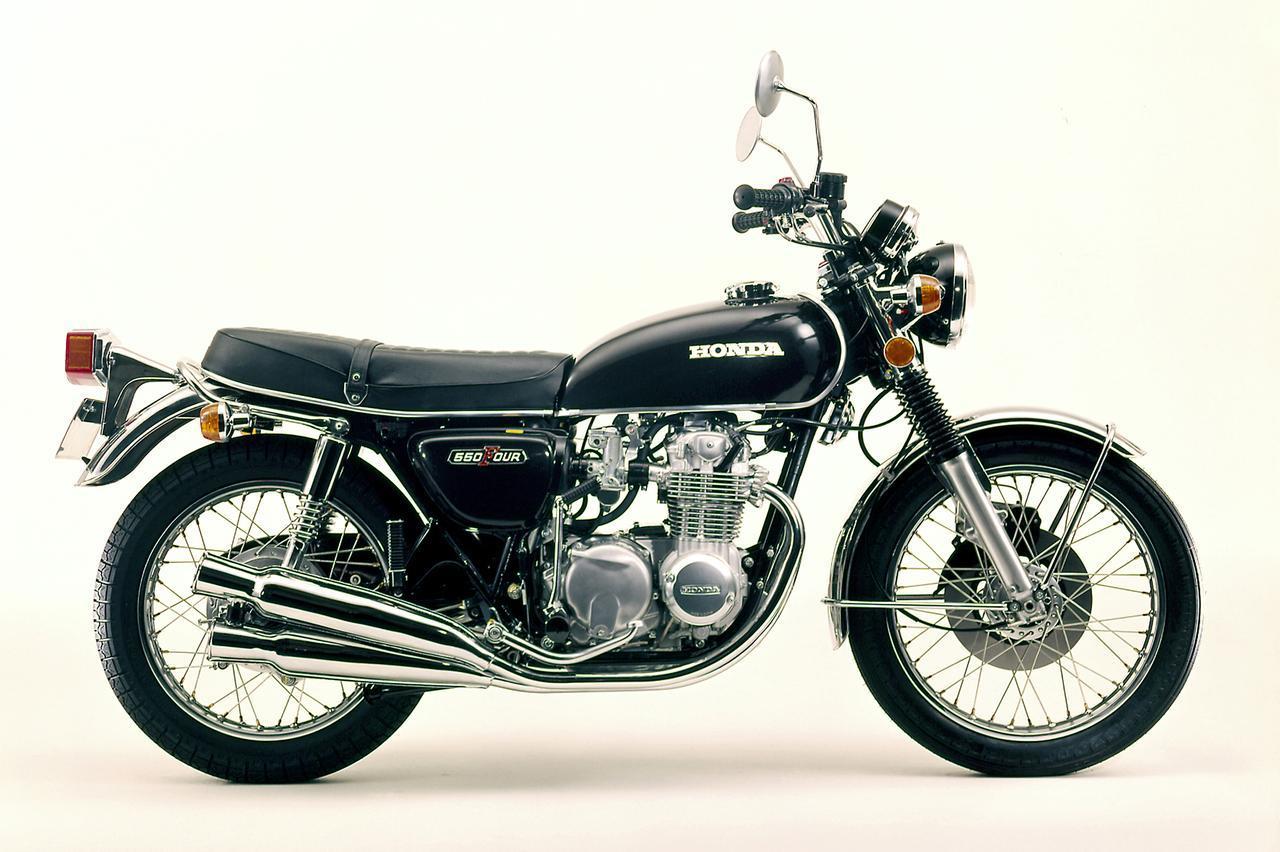 """画像: 中型バイクに革命を起こしたCB400FOUR! 【覚えておこう!""""CB""""栄光の歴史vol.4】 - A Little Honda"""