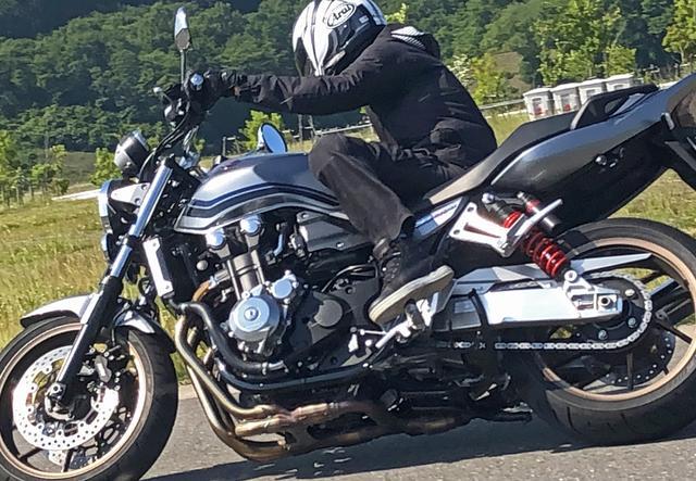 画像: ホンダの考える「ビッグバイク」らしさ